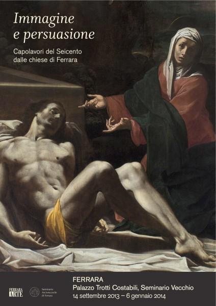 Fig. 1, Locandina della mostra Immagine e persuasione