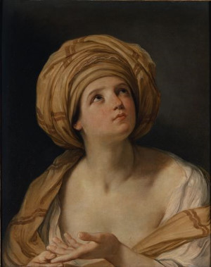 Fig. 19, Guido Reni, Sibilla, Bologna, 1635-36, Bologna, Pinacoteca Nazionale