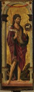 Fig. 9, Vicino da Ferrara, San Girolamo, Firenze, collezione Berenson
