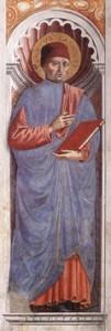 Fig. 19, Benozzo Gozzoli, Elia, San Gimignano, Sant'Agostino