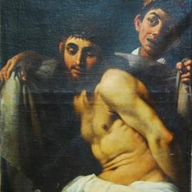 """""""IBF 1604"""", una sigla e una data: Il Cristo mostrato al popolo di Giovanni Baglione nella Pinacoteca Nazionale di Ferrara"""
