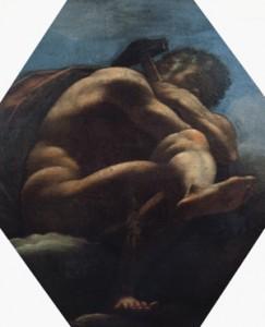 Fig. 8, Gaspare Venturini (attr.), Vulcano sulle nubi, 1592-93, Modena, Galleria Estense