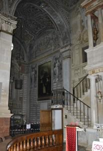 Fig. 13, Veduta della cappella dei Caduti già cappella Varani, Ferrara, Santa Maria in Vado
