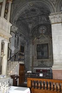Fig. 14, Veduta della cappella dei Caduti già cappella Calcagnini, Ferrara, Santa Maria in Vado
