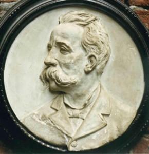 Fig. 10, Giovan Battista Longanesi, Ritratto maschile, 1900 circa, Ferrara, collezione Scardino