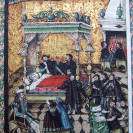 Testamento di Alfonso I d'Este (Elemosina all'Ospedale Sant'Anna di Ferrara, 26 ottobre 1534)
