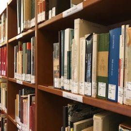 La biblioteca di Palazzo Bonacossi: lavori in corso tra passato e futuro (e qualche spunto di riflessione generale)