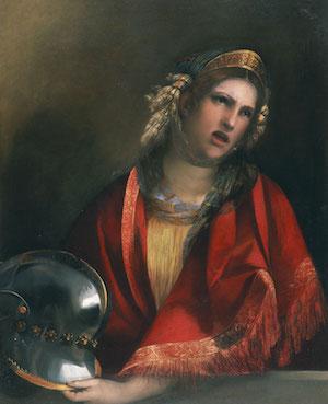 Fig. 3, Dosso Dossi, <em>Didone</em>, 1518-20, Roma, Galleria Doria Pamphilj, Roma