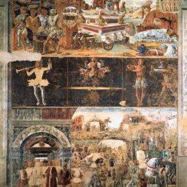 """Enea """"in absentia"""" nelle arti figurative ferraresi da Borso ad Alfonso I d'Este"""