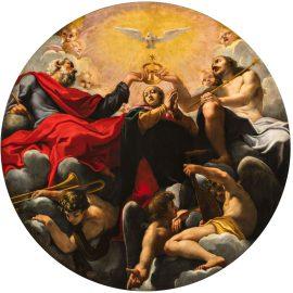 L'Incoronazione della Vergine di Carlo Bononi