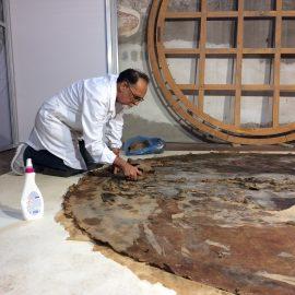 Relazione di Restauro dell'Incoronazione della Vergine di Carlo Bononi