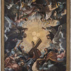 Il cuore liquefatto di Carlo Bononi in Santa Maria in Vado