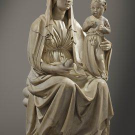 La Madonna della melagrana di Jacopo della Quercia
