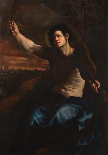 Fig. 19 – Artista ferrarese (copia da Dosso Dossi), Apollo, post 1612, ubicazione sconosciuta