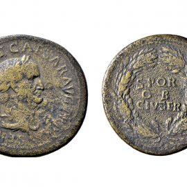 Tipologia imperiale tra Galba (68-69 d.C.) e Tito (79-81 d.C.) nella Collezione Numismatica di Ferrara