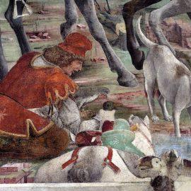 Francesco del Cossa a Schifanoia