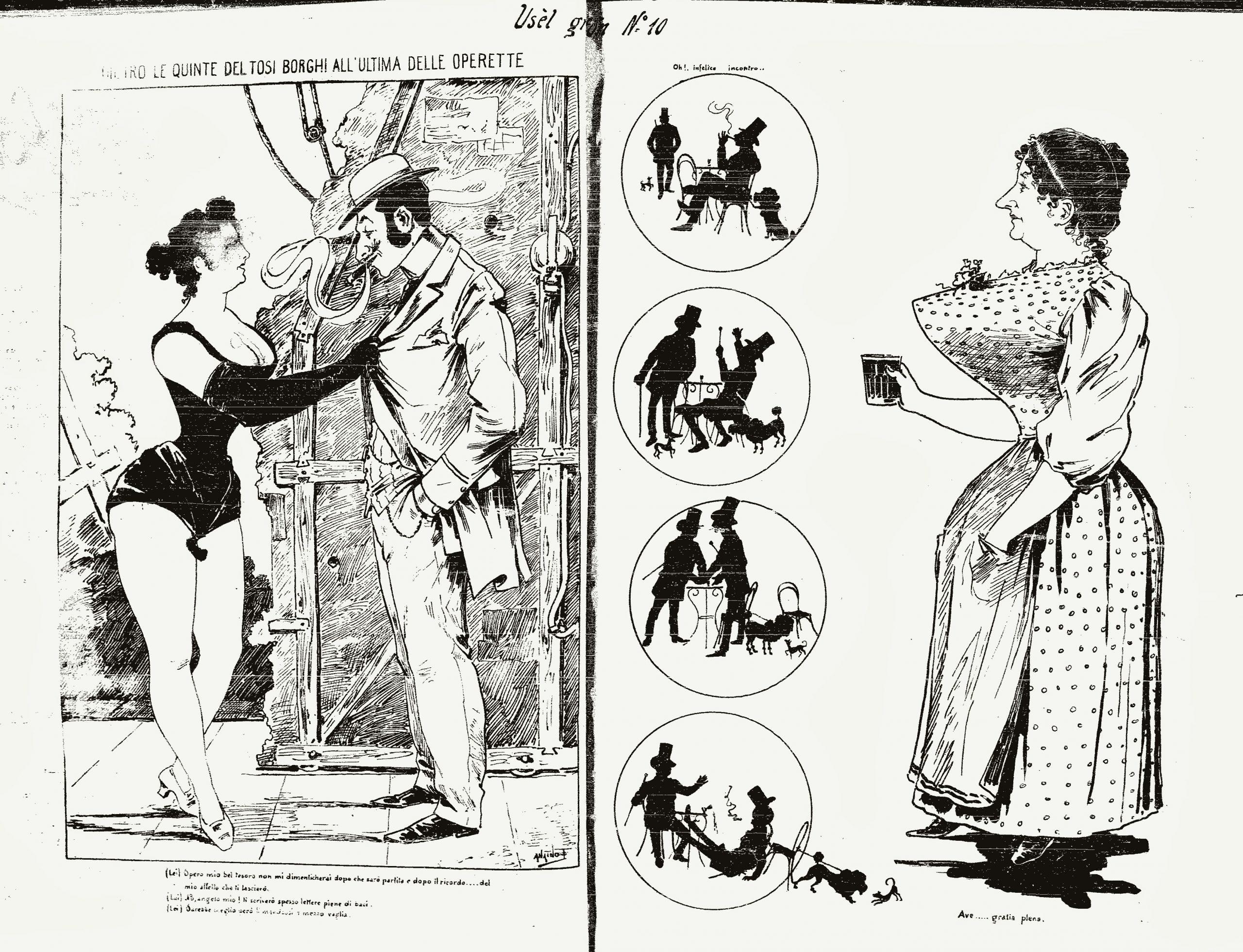 "Fig. 9 – ""Usel Grifon"", 10, 24 giugno 1894, pp. 2-3"